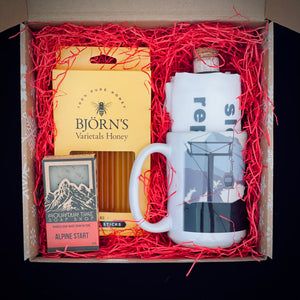 Ski Colorado Gift Box