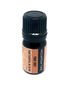 TRUE GRIT ESSENTIAL OIL BLEND