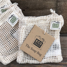 ECO-COTTON SOAP BAG