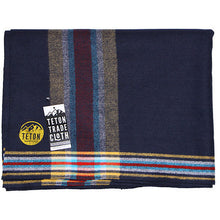 Navy 5 Way Blanket