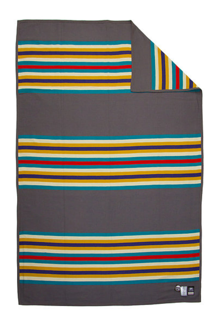 Wool Serape Blanket