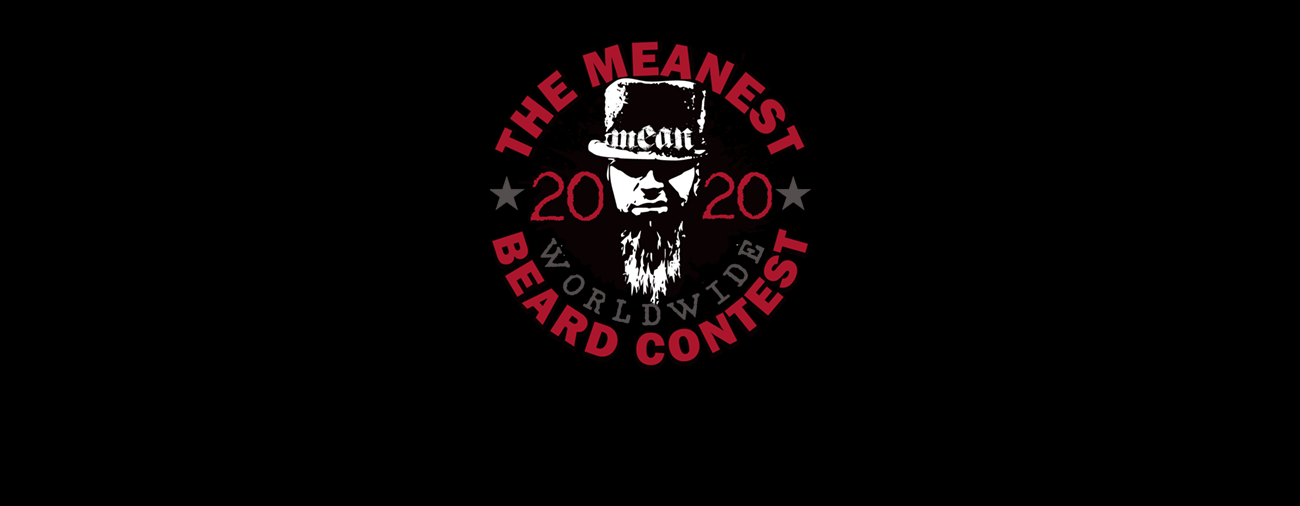 The 2020 MEANest BEARD WORLDWIDE CONTEST starts November 1st!