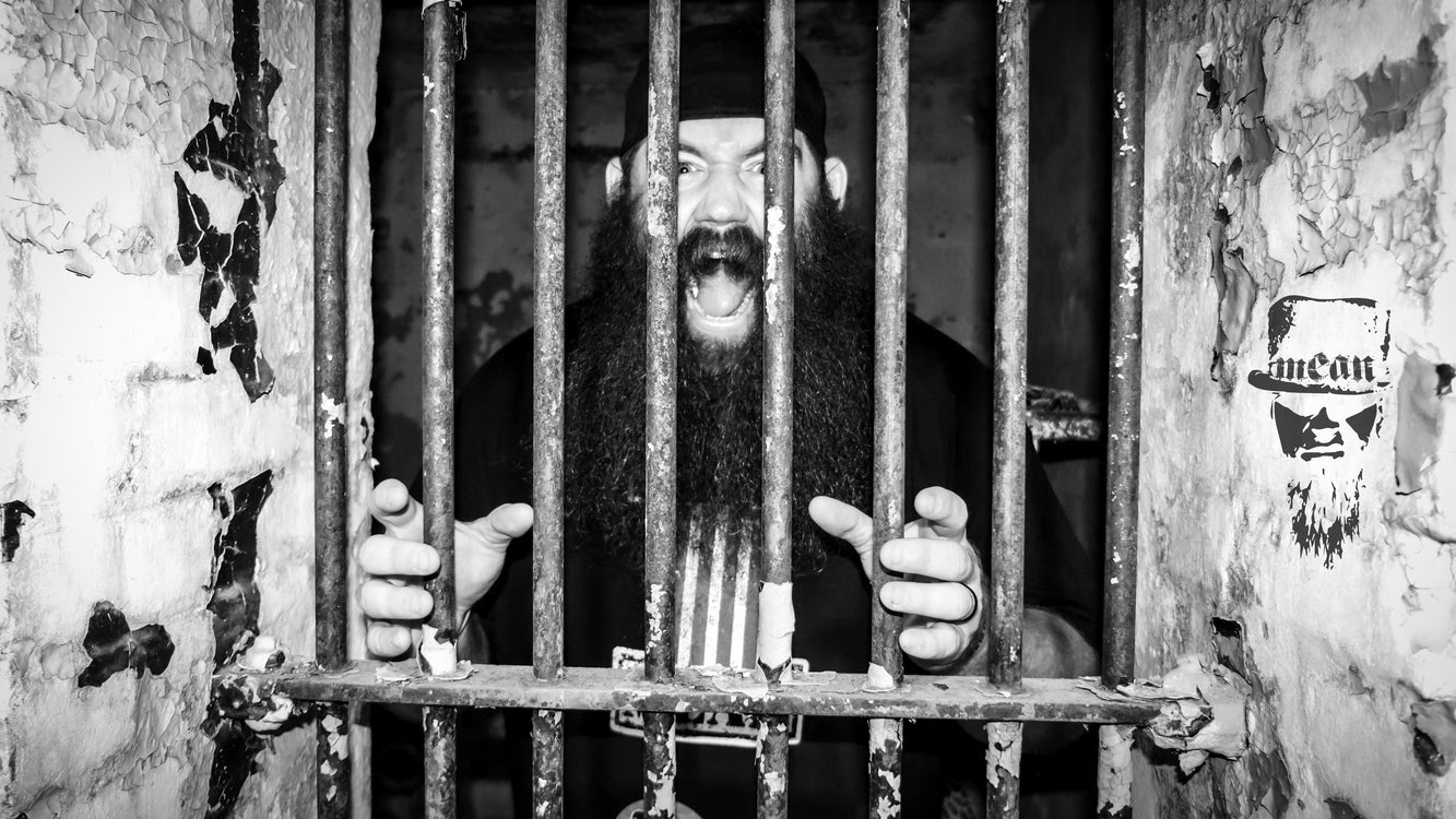 MEAN BEARD Co.  MEAN TEAM at Beards Behind Bars. Beard Competiton.  Time to break out and conquer the titles.