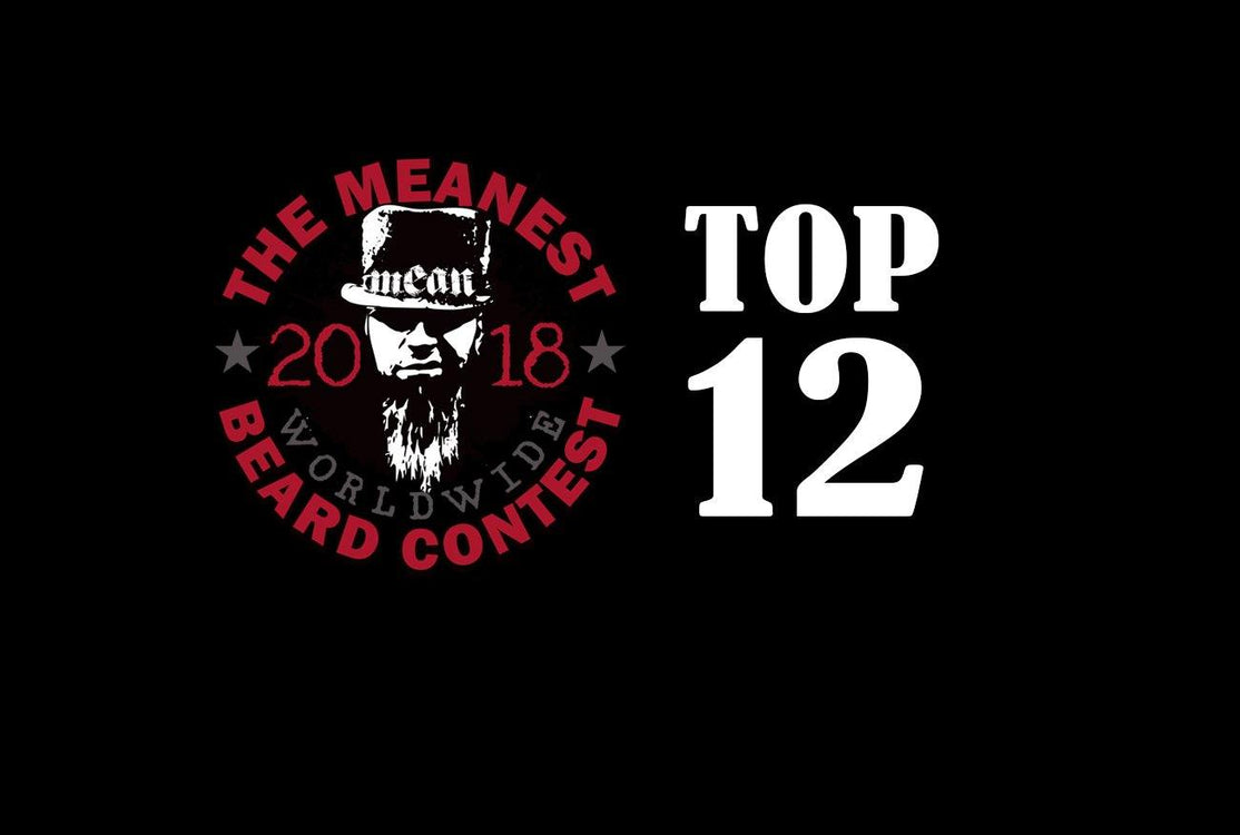TOP 3 MEANest BEARDS will be announced on January 13th