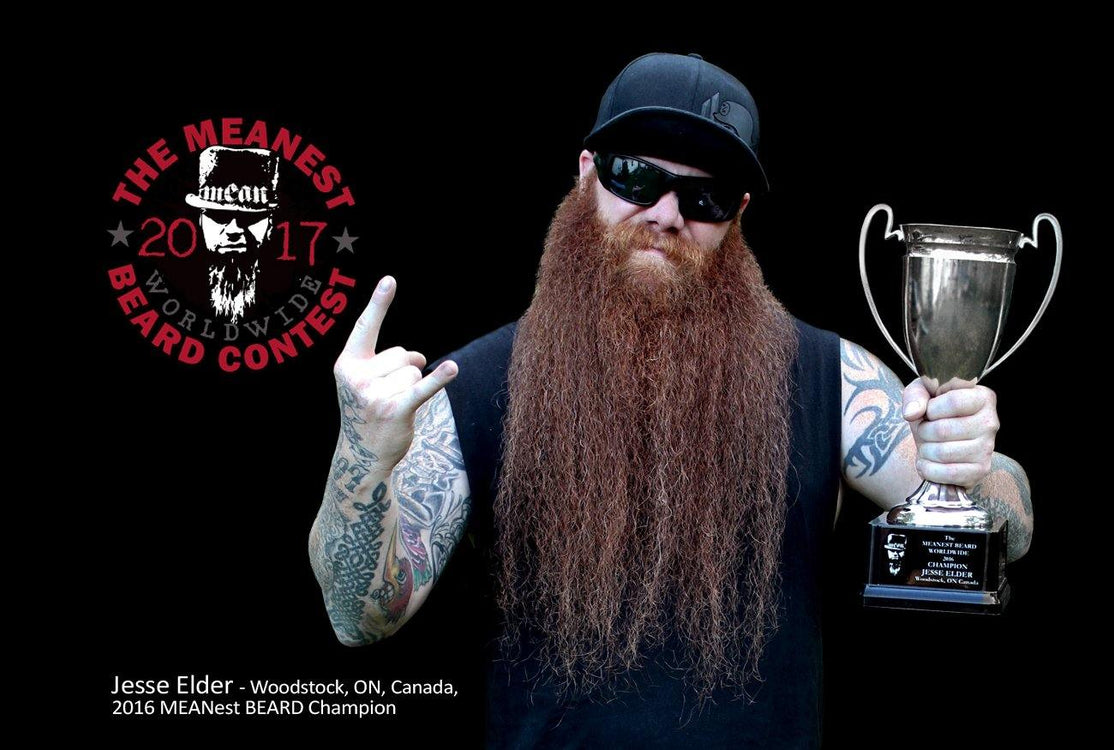 Enter the 2017 MEANest BEARD Worldwide Contest