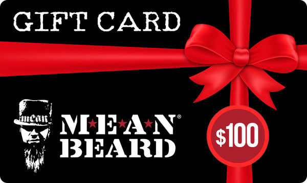 MEAN BEARD Gift Card