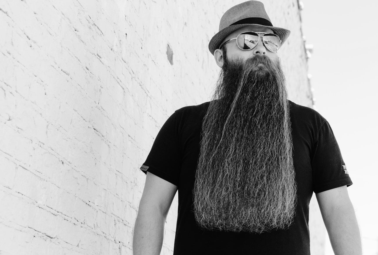 Lance Wooton is a MEAN BEARD Ambassador and World Class Beard Competitor.  He reigns 4th in the World Natural Full Beard 45.1-60+cm 2017 and 2nd place in the USA 2016.