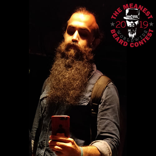 Contestants 89 to 96 - The MEANest BEARD Worldwide Contest