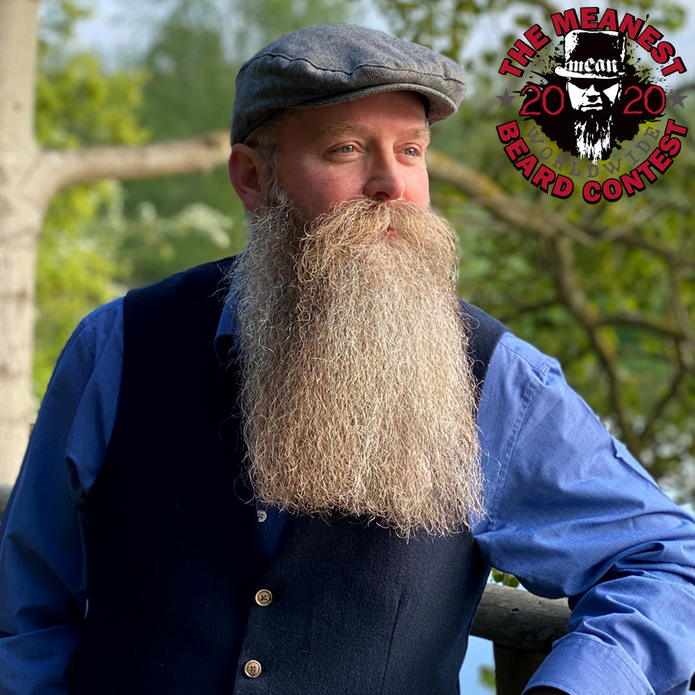 Contestants 105 to 112 - The MEANest BEARD Worldwide Contest
