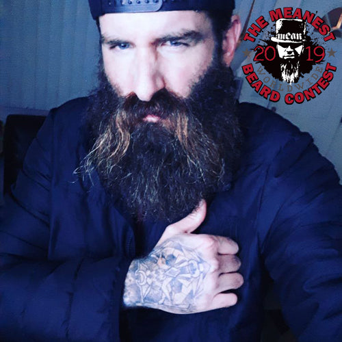 Contestants 81 to 88 in the 2019 MEANest BEARD Worldwide Contest