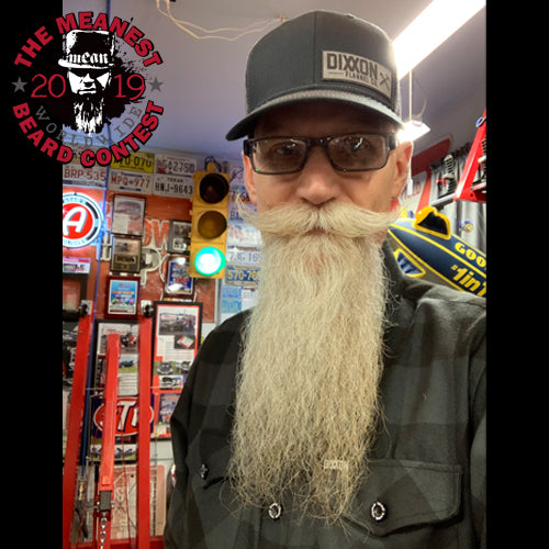 Contestants 57 to 64 The MEANest BEARD Worldwide Contest