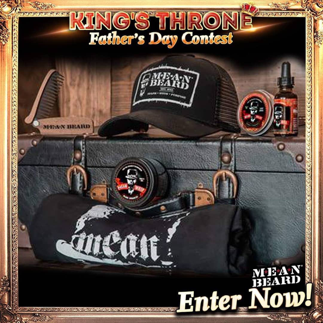 Father's Day KING'S THRONE Contest prize pack