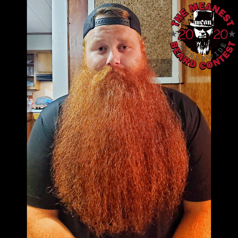 Contestants 25 to 32 in the 2020 MEANest BEARD Worldwide Contest