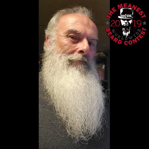 Contestants 41 to 48 - The MEANest BEARD Worldwide Contest