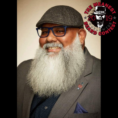 Contestants 33 to 40 in the 2019 MEANest BEARD Worldwide Contest