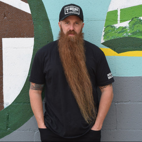Judge Garey Faulkner 2019 MEANest BEARD Worldwide Contest by MEAN BEARD