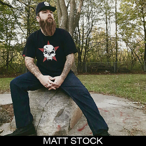 Matt Stock, sponsored ambassador MEAN BEARD Co. Stand with Purpose. Grow a MEAN BEARD. An exceptional beard care line offering the World's MEANest Beard Oil, Beard Balm and one of a kind Beard Enhancer MEAN WHIP. Join the MEAN BEARD Community and Ambassador Program.  Follow us on Instagram. Use #MEANBEARD to be featured.