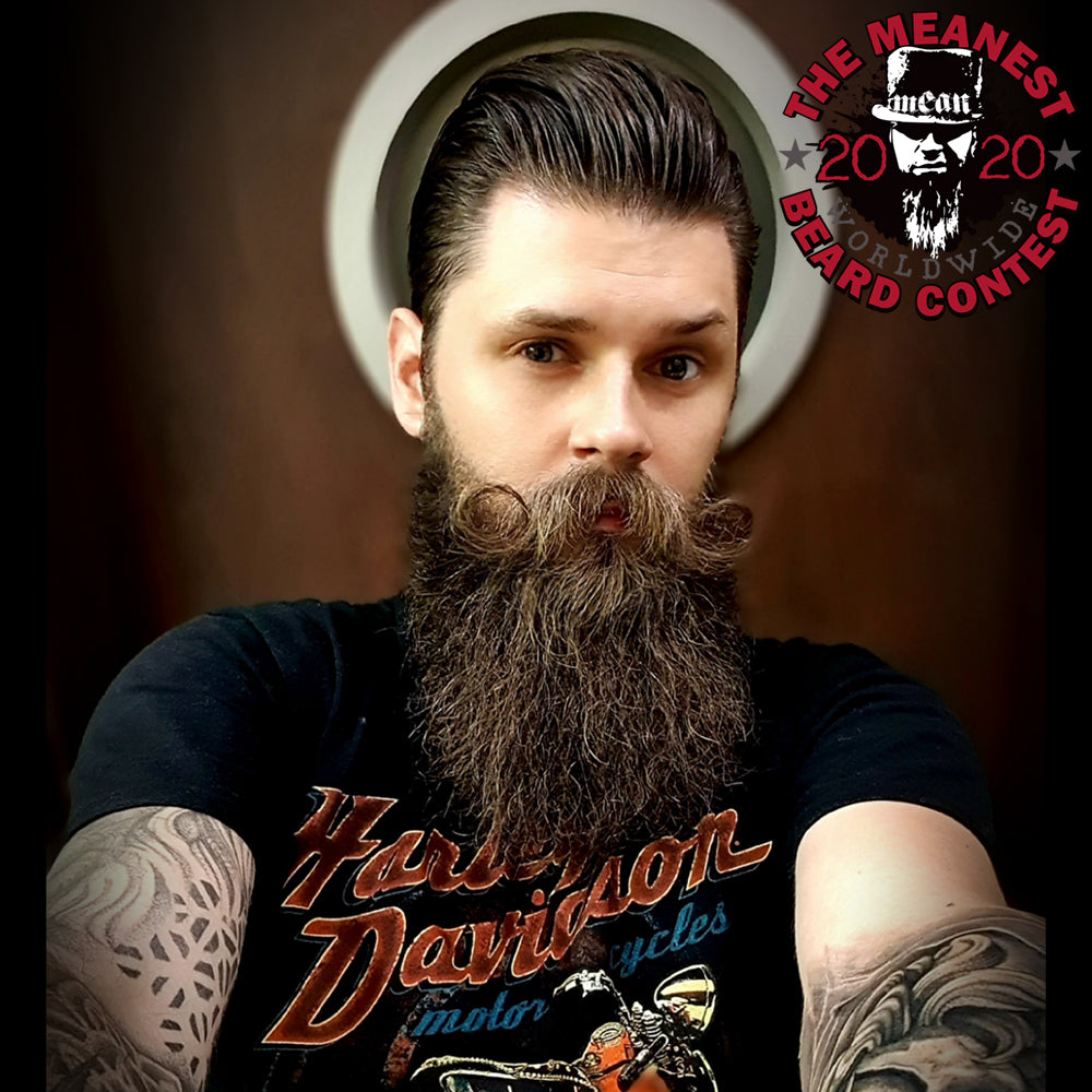 Contestants 81 to 88 - The MEANest BEARD Worldwide Contest