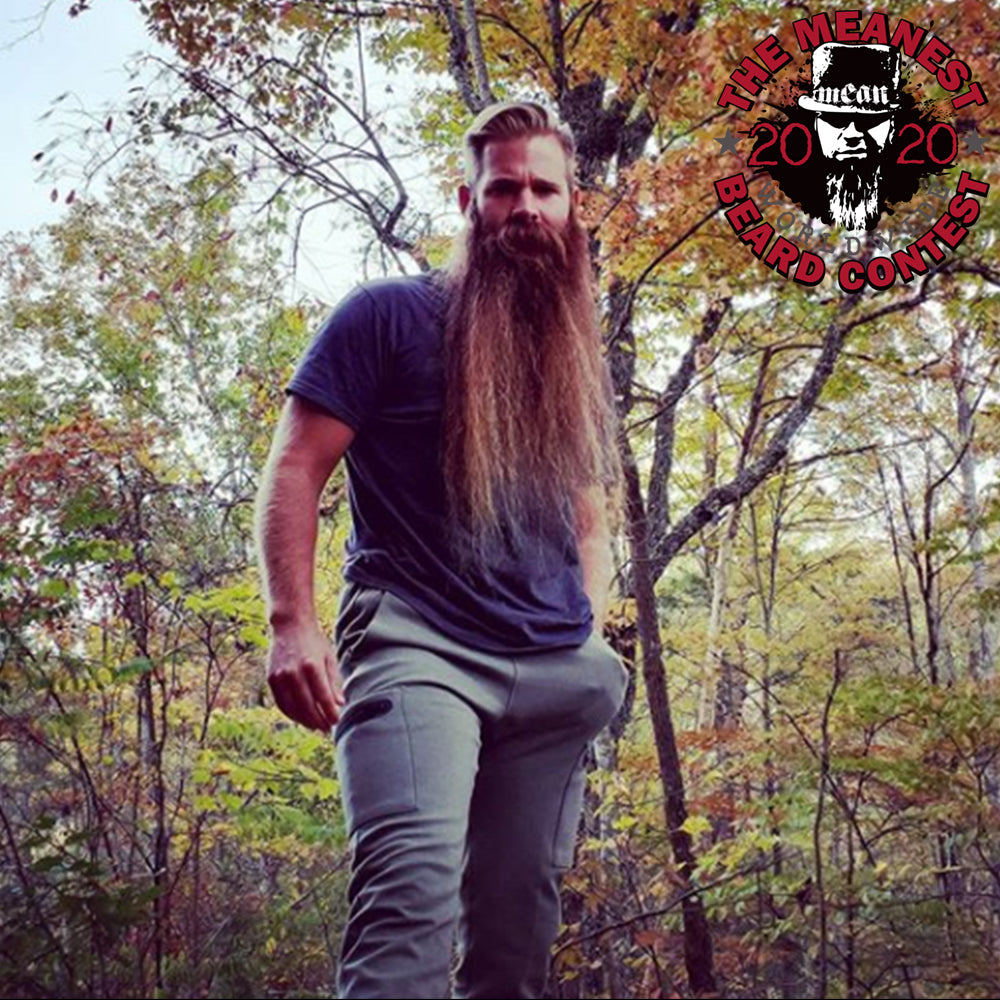 Contestants 41 to 48 in the 2020 MEANest BEARD Worldwide Contest