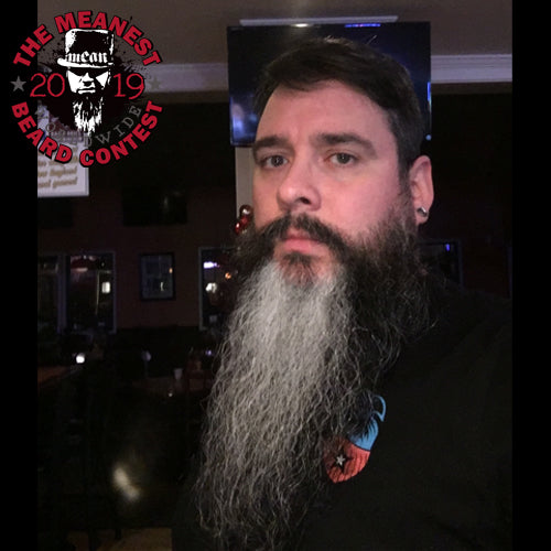 Contestants 65 to 72 in the 2019 MEANest BEARD Worldwide Contest