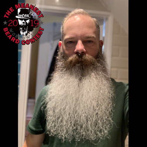 Contestants 49 to 56 - The MEANest BEARD Worldwide Contest