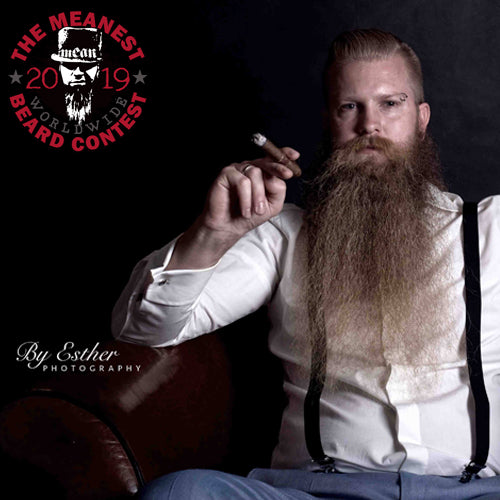 Contestants 17 to 24 in the 2019 MEANest BEARD Worldwide Contest