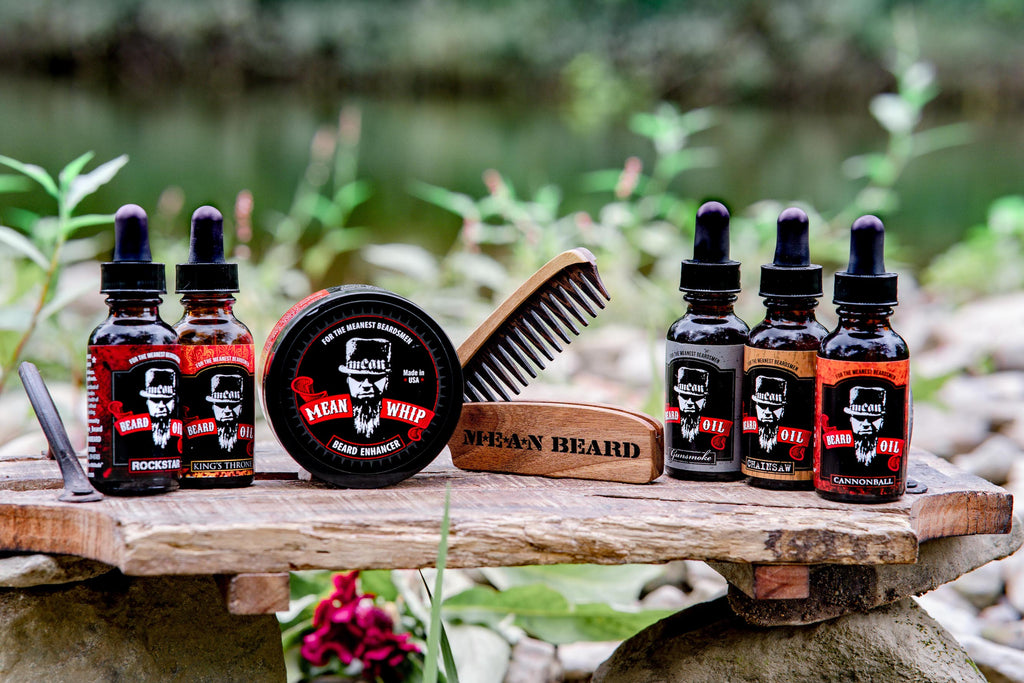 MEAN BEARD Products