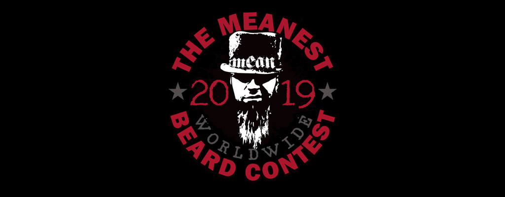 2019 MEANest BEARD Worldwide Contest starts November 15th!  Enter your MEAN BEARD.  Contest closes December 15th.