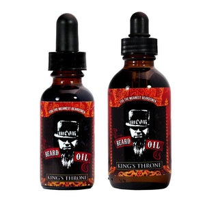 KING'S THRONE PATCHOULI BEARD OIL