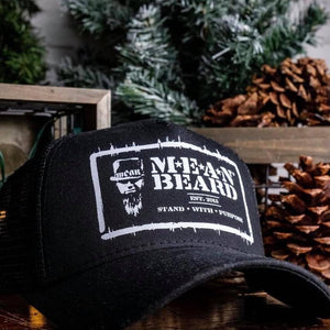 Stand with Purpose Adjustable Trucker Hat BACK IN STOCK!