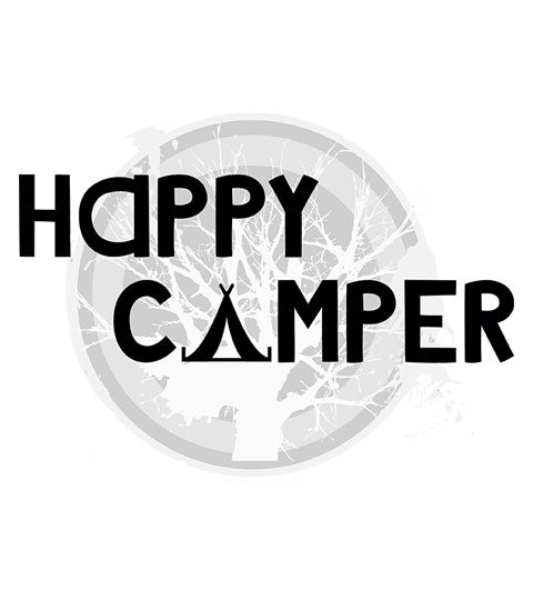 Happy Camper - Shirt