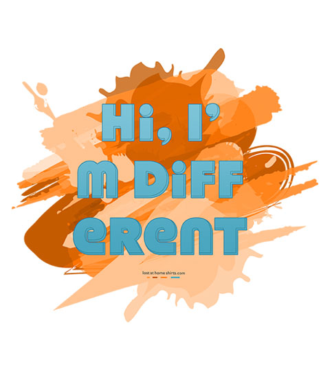 Hi, I'm Different - Design