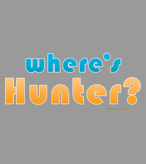 Trump Calling for Where is Hunter
