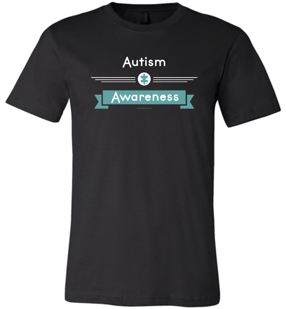 Autism Awareness, One Puzzle Piece