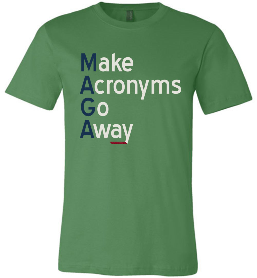 Make Acronyms Go Away