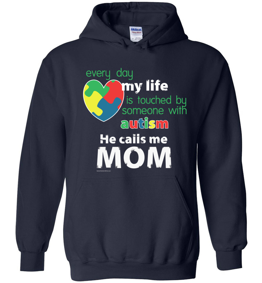 Autism Awareness - He Calls Me Mom