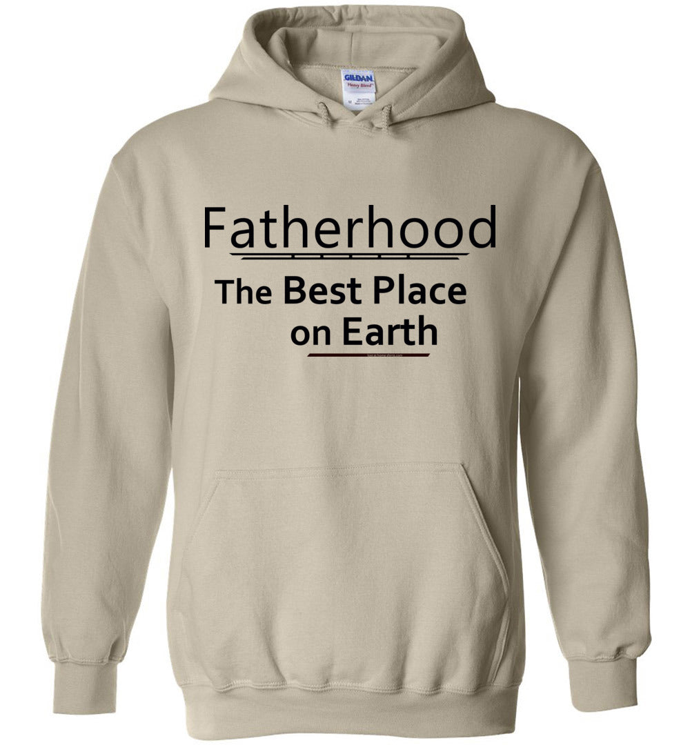 Fatherhood, the Best Place on Earth