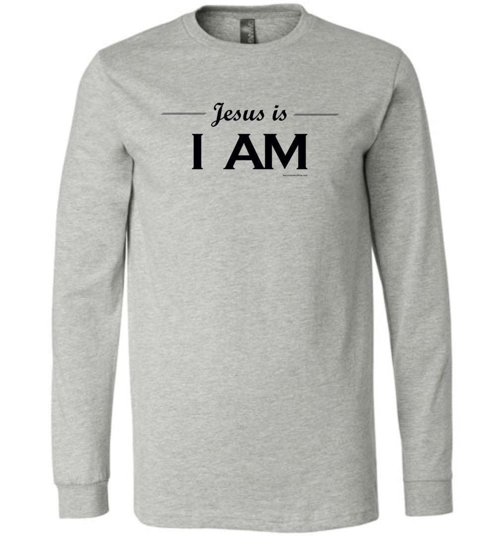 Jesus is I Am