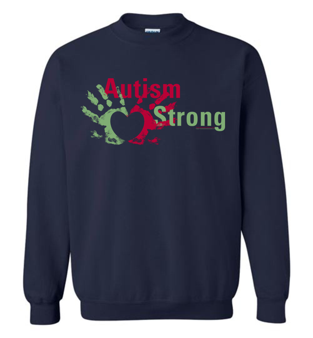 Autism Strong with Hands