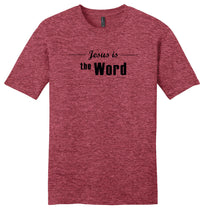 Jesus is the Word