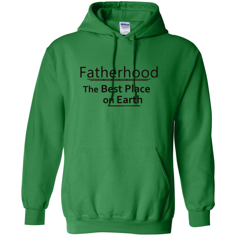 Fatherhood - The Best Place on Earth