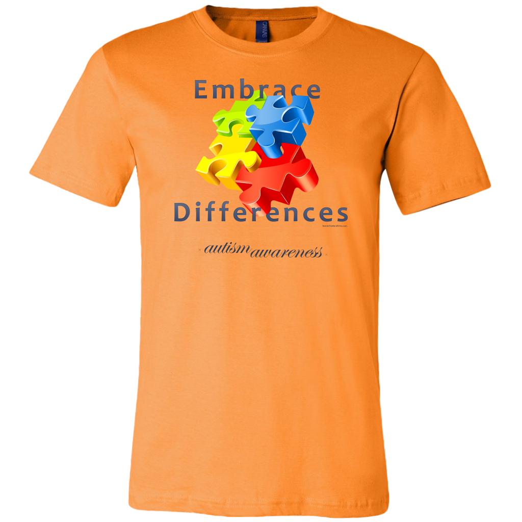 Embrace Differences, Autism Awareness