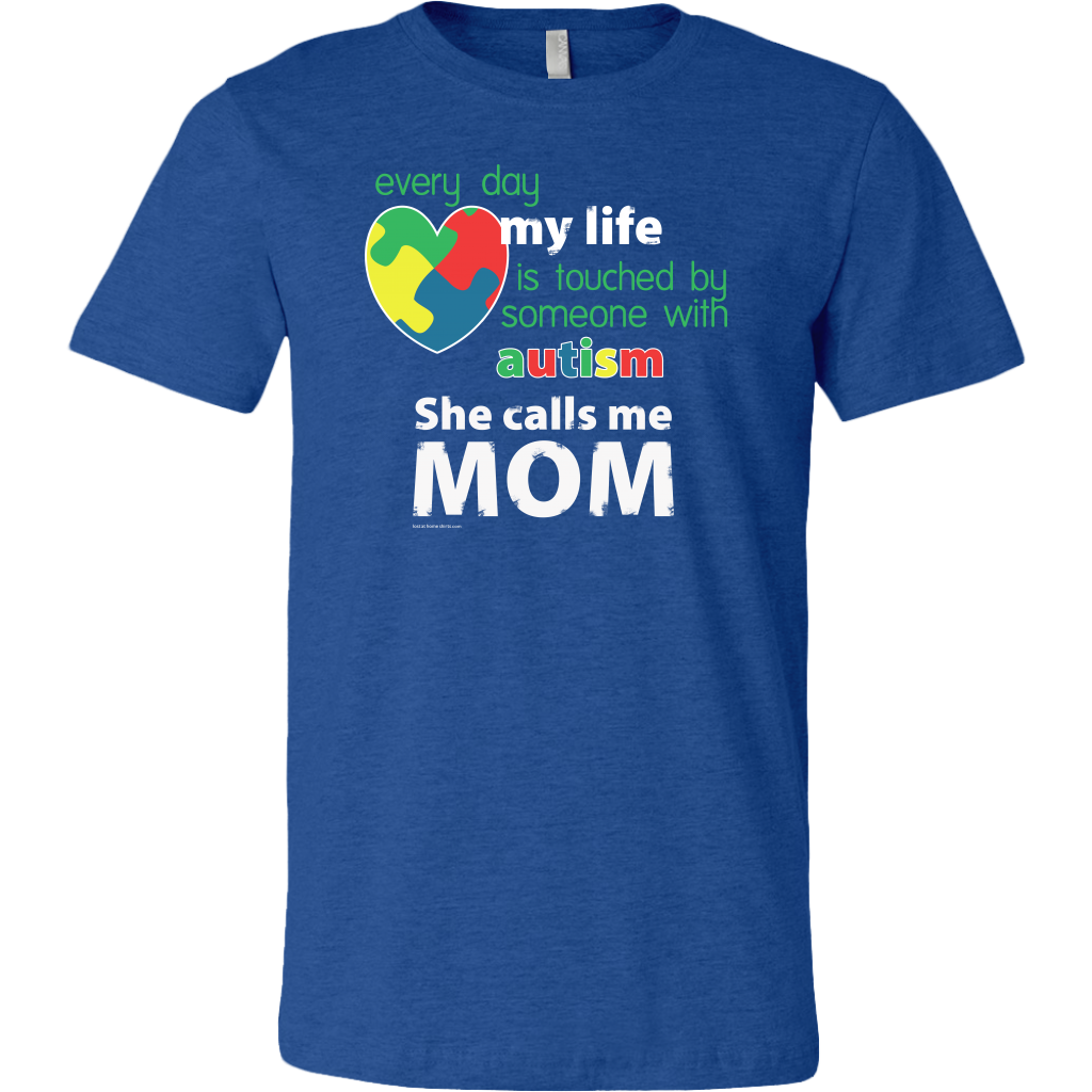Etsy - Autism, She Calls me Mom