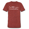 Your Customized Product - heather cranberry