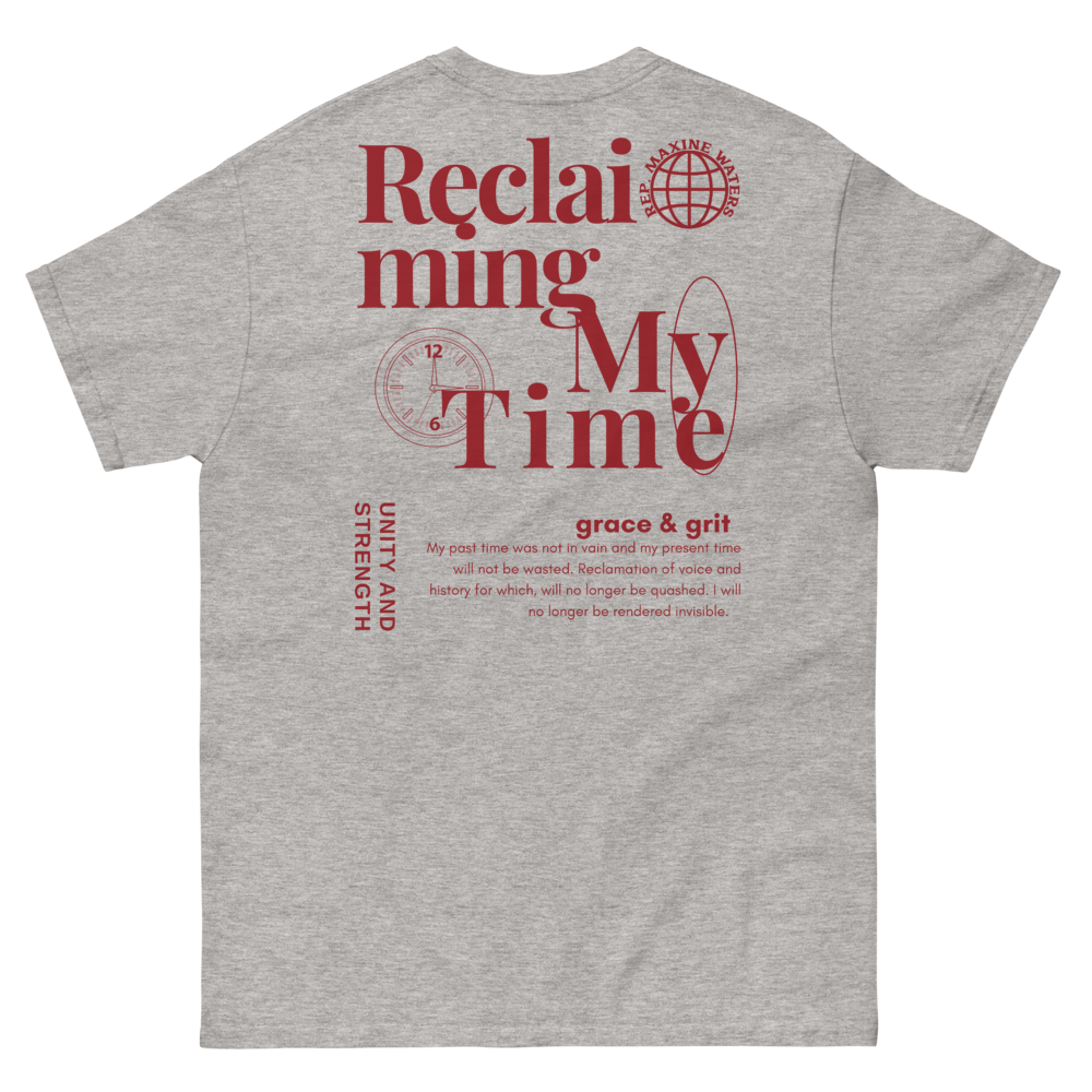 Time Reclaimed Heavyweight Tee