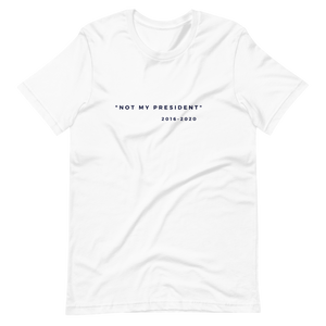 Open image in slideshow, not my president tee