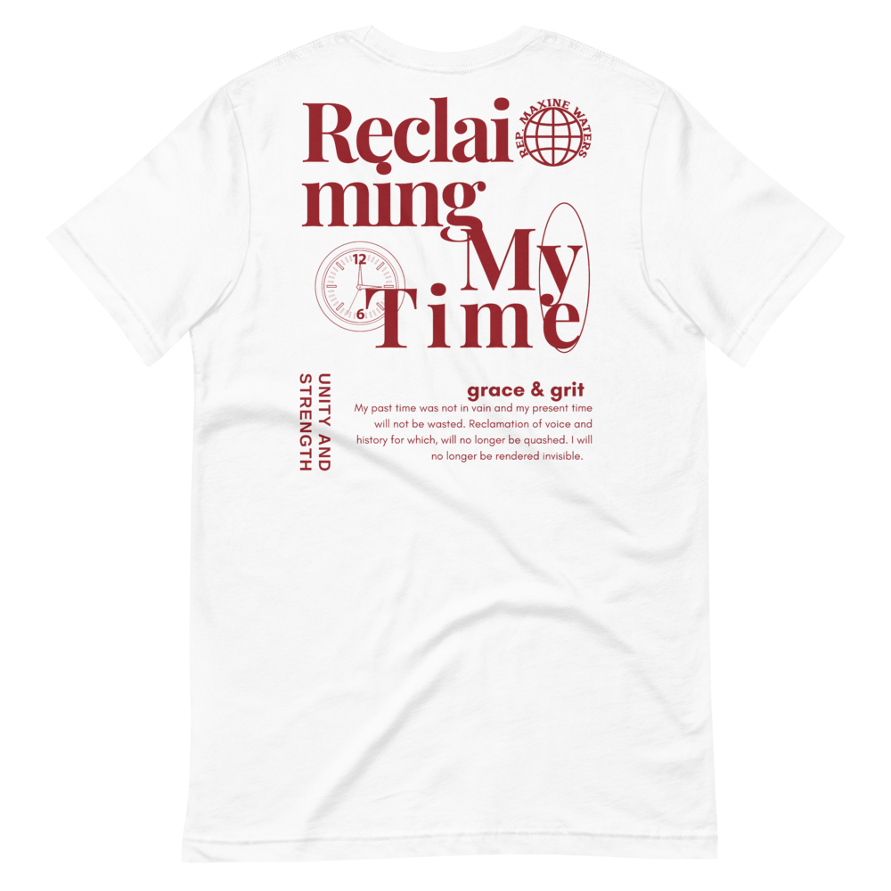 Time Reclaimed Original Tee