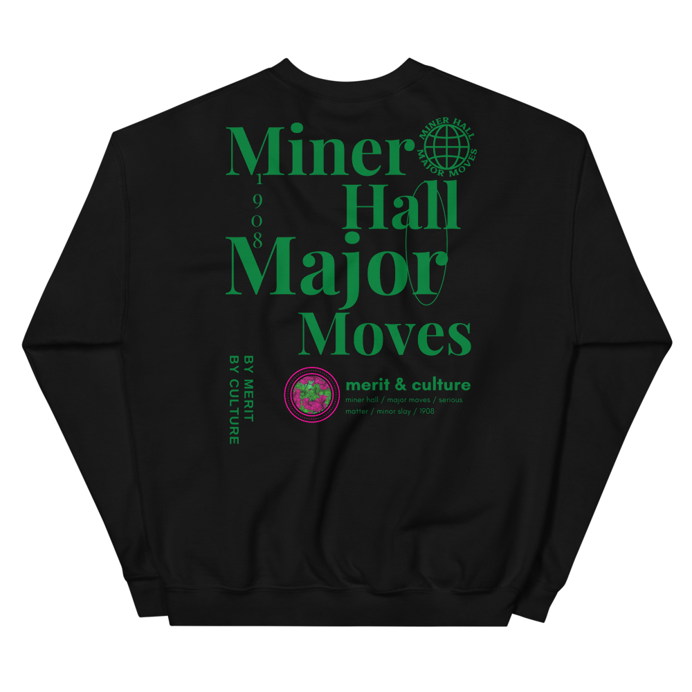 [AKA SPECIAL] Major Moves Miner Hall crew