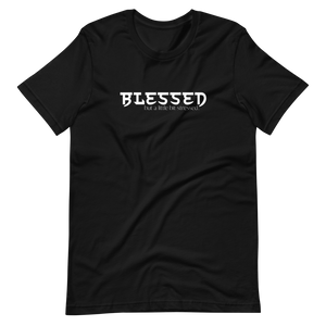 Open image in slideshow, blessed tee