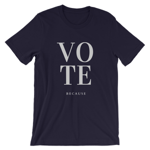 Open image in slideshow, [SOLD OUT] vote because tee